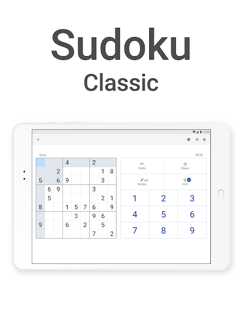 Sudoku.com - Free Game screenshot 2
