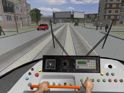 Tram Driver Simulator 2018 screenshot 10