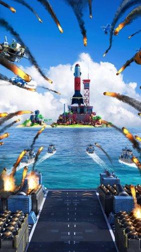 Sea Game: Mega Carrier screenshot 3