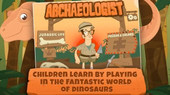 Archaeologist Screenshot