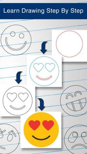 Telecharger Apk Android Comment Dessiner Emojis3 0 3 Aptoide