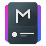 Material Notification Shade Icon