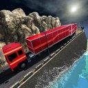 Multi-Trailer Truck Cargo: Mountain Drive