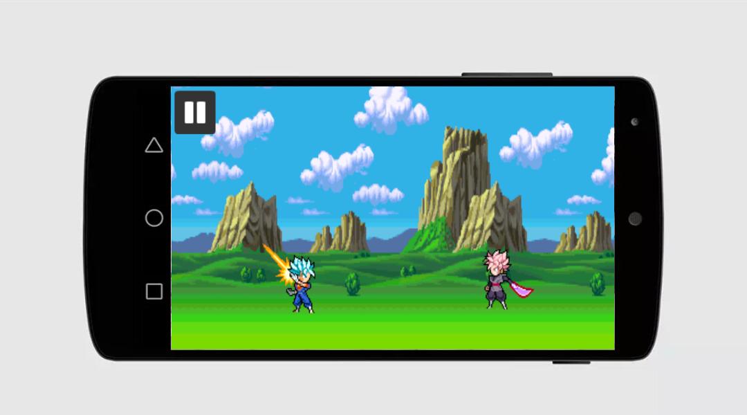 Super Saiyan Goku Dragon screenshot 2