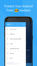 hotspot shield basic free vpn proxy privacy screenshot 4