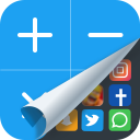 Ausblenden Apps: 2 Konten versteckte App;hider app