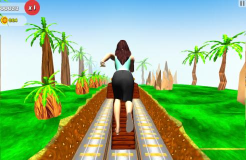 Subway Temple Run 3 screenshot 3