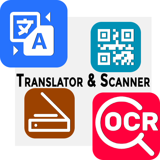 Voice & Text Language Translator, Doc Scanner