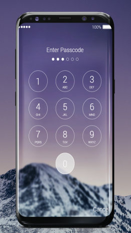 Lock Screen for Galaxy S8 1 0 Download APK for Android - Aptoide
