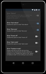 Quick Reboot Pro [ROOT] screenshot 4