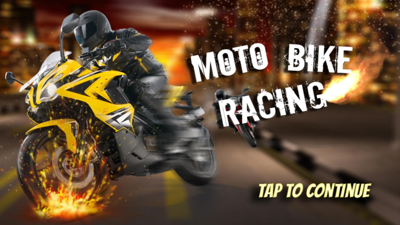 Moto Bike Racing screenshot 1