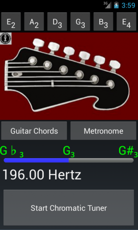 Guitar Tuner N Guitar Chords 2.1 Download APK for Android - Aptoide