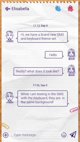 free go sms ballpen theme 7 1 60 download apk for android aptoide