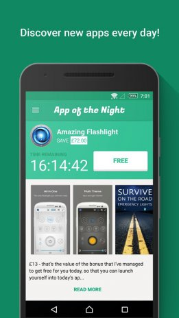 Free App of the Night 1 4 0 Download APK for Android - Aptoide