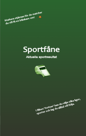 Sportfåne - Svensk Målservice 1.60 Download APK for Android - Aptoide d70a77483f22f