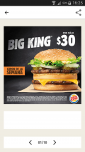 BURGER KING® Screenshot