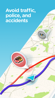 Waze - GPS, Maps, Traffic Alerts & Sat Nav screenshot 6