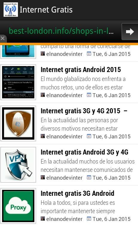 Internet gratis Android 5 0 Download APK para Android | Aptoide