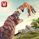 Tiger vs Dinosaurier Abenteuer