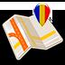 Map of Romania offline