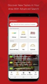 Yemeksepeti - Order Food Easily screenshot 5