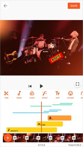 YouCut - Video Editor & Video Maker screenshot 1