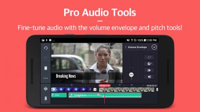 kinemaster pro video editor screenshot 6