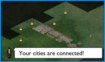 TheoTown City Simulation Screen