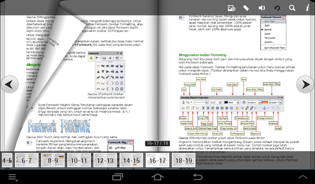 09 libreoffice draw download apk for android aptoide - Open office android francais ...
