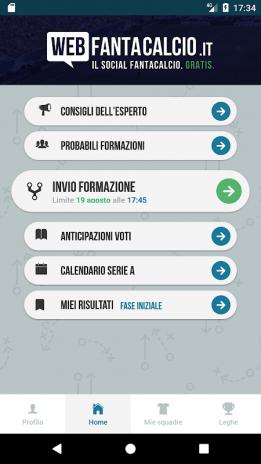 Calendario Serie A Download.Webfantacalcio It 1 1 1 Download Apk For Android Aptoide