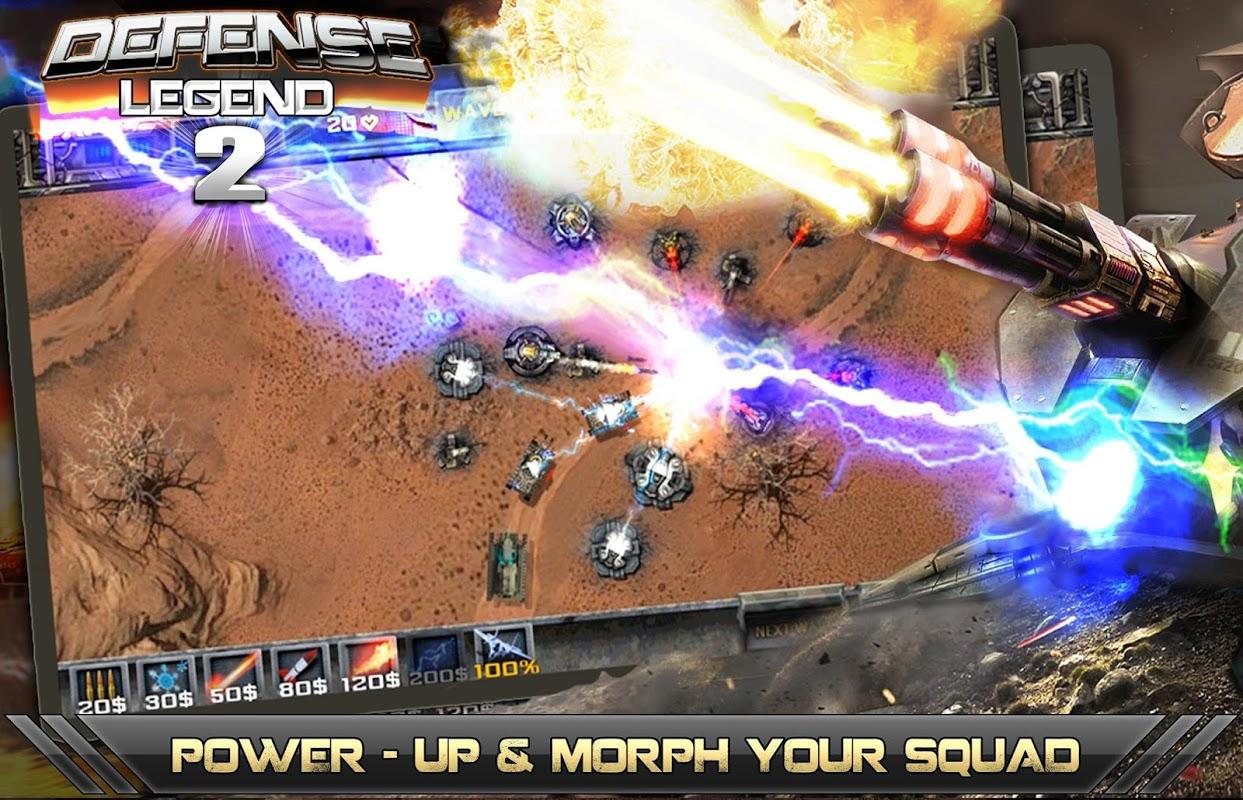 Tower defense-Defense legend 2 screenshot 2