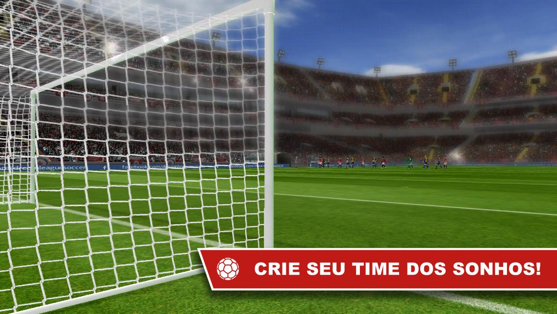 Dream League Soccer 2016 screenshot 1