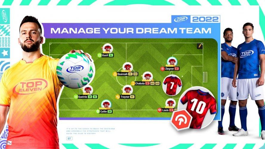 Top Eleven 2020 - Fußball Manager screenshot 16