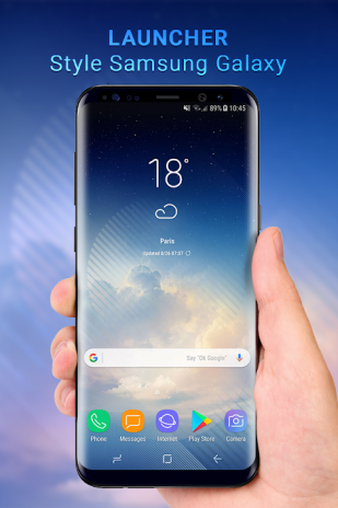 Launcher Style for Samsung – Galaxy S8 Launcher 1 7 Download APK for