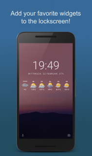 Floatify Lockscreen screenshot 5