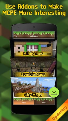 Addons for Minecraft PE (MCPE) 1 0 Download APK for Android
