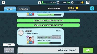 Top Stars Football v 1.40.0.0 (Mod Money) 2