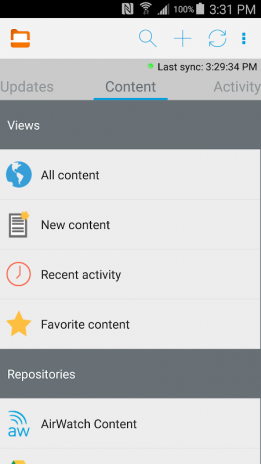 Content Workspace One 316017 Download Apk For Android Aptoide