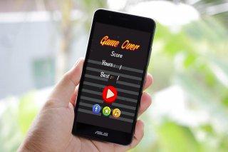 Fidget Spinner Game 2 Screenshot