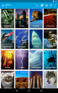 Seagate Media™ app screenshot 16