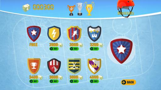 Ice Hockey League FREE screenshot 8