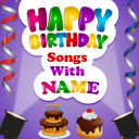 Birthday Song With Name - Wish Video Maker