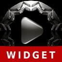 Poweramp Widget AMETAL