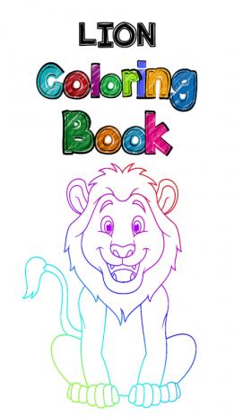 Singa Buku Mewarna 1 4 Muat Turun Apk Untuk Android Aptoide