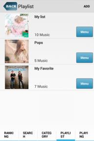 MMP - Music MP3 Player screenshot 6