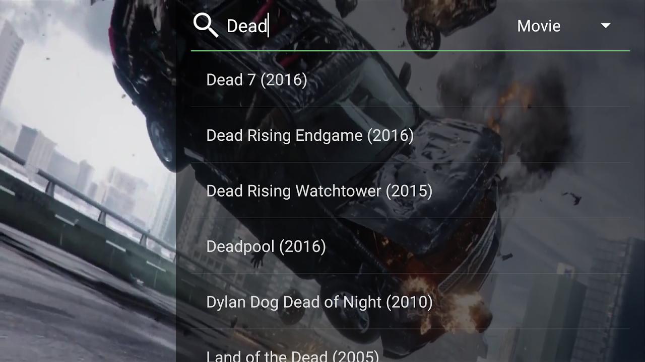 Combo Player - Chrome Cast screenshot 1