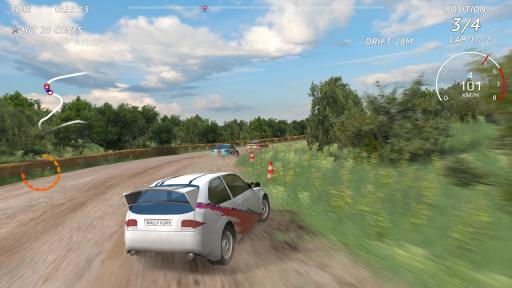 Rally Fury - Extreme Racing screenshot 1