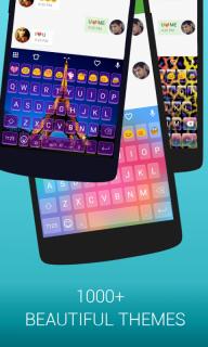 Emoji Keyboard - Kitkat,Smiley screenshot 2
