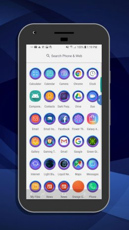 Best Blue Theme 2019 1 0 Download APK for Android - Aptoide
