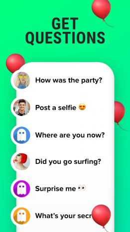 Snapchat anonym fragen stellen